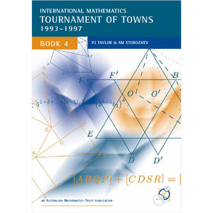 International Mathematics Tournament of Towns Book 4