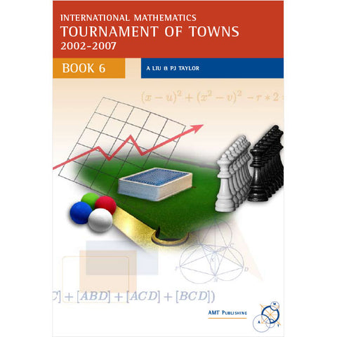 International Mathematics Tournament of Towns Book 6