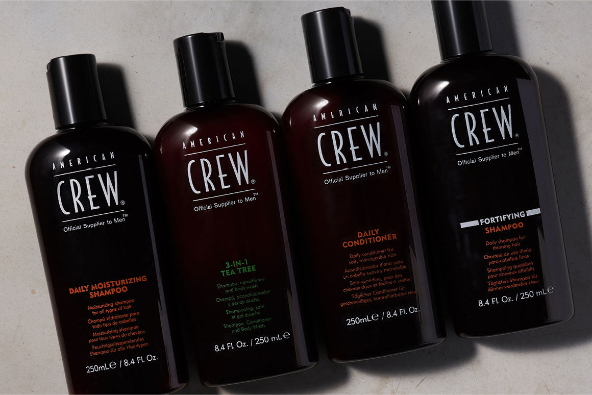 Shop American Crew | 20% Off Hair and body