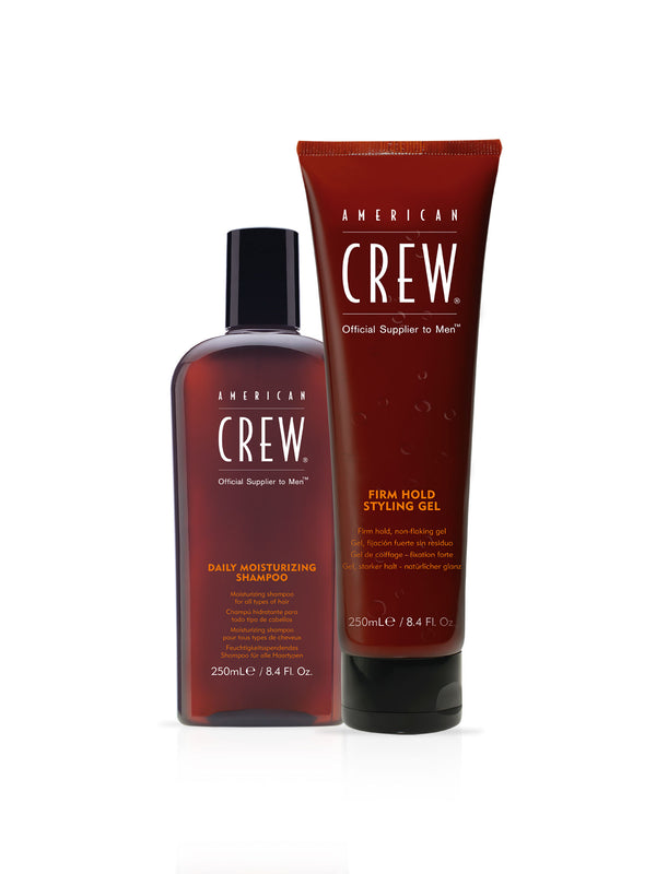 FIRM HOLD STYLING GEL GIFT SET