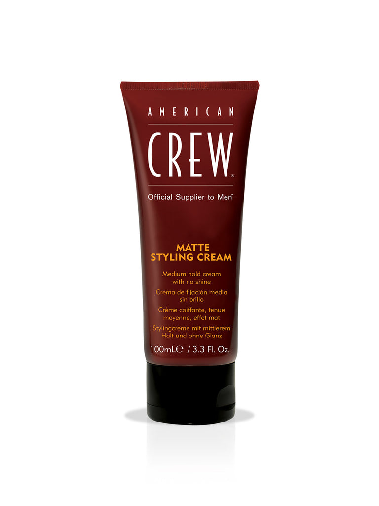 Matte Styling Cream Men Hair Product 3.3oz