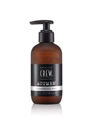 ACUMEN In-Shower Face Wash