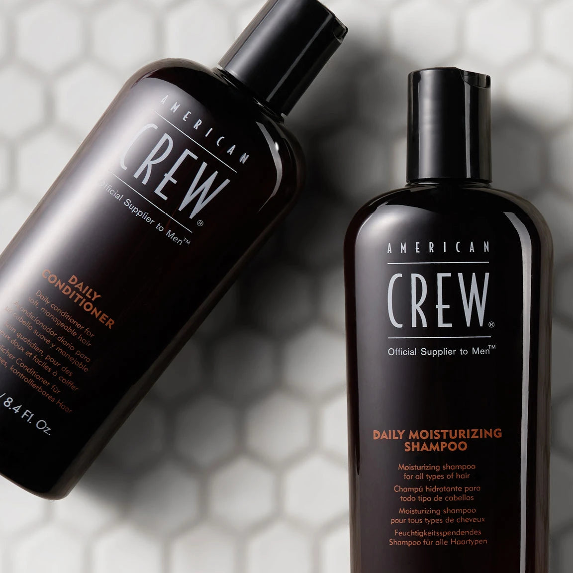American Crew Official Supplier To Men
