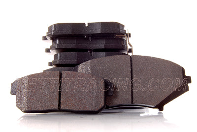 Trak Pro Super Metallic Brake Pads RX8 (Front)
