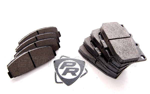 Trak Pro Semi-Metallic Brake Pads RX7