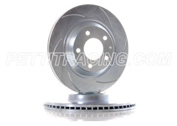 Brake Rotors Curved Slot RX7 FD3S