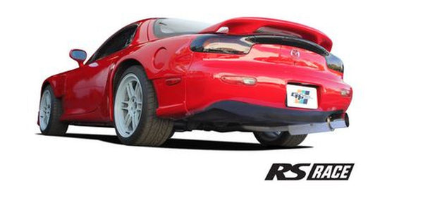 Greddy RS-RACE CATBACK EXHAUST RX7 FD3S