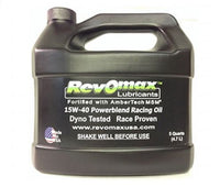RevOmax 15W-40 Motor Oil Gallon