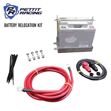 RX7 FD3S Battery Relocation Kit