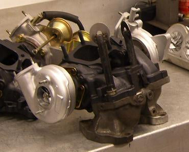 Pettit Racing BPHF Hi-Flo Turbo Charger RX7 FD