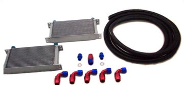 Dual Oil Cooler Kit RX7