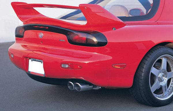 Racing Beat Cat-Back Dual Tip RX7 FD3S Exhaust