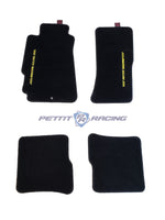 Pettit Racing Floor Mats RX8