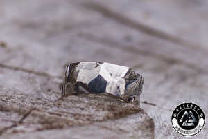 Norse Strength Ring, 925 Sterling Silver