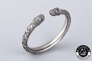 Four Eyed Dragon Arm Ring