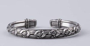Dragon Head Viking Arm Ring