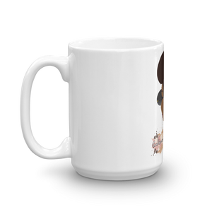 Nadine Coffeehouse Mug