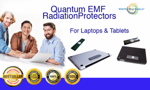 Reduce Negative Effects of Radiation from Your Laptop with VortexBioShield®