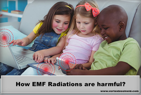 How EMF Radiations are harmful