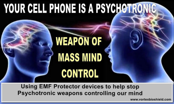 Mobile phones radiation controlling human mind