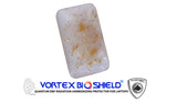 Clear Quartz EMF Protector for Cell and Tablet Vortex Bio Shield