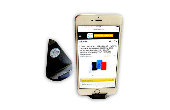 Quantum EMF Neutralizer Cone for cell phones and Tablets