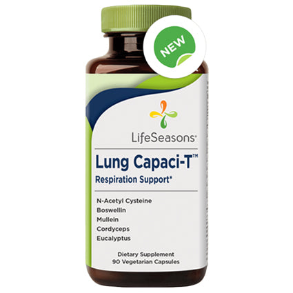 LifeSeasons Lung Capaci-T - Respiration Support