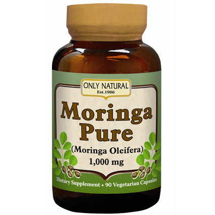 Only Natural Moringa Pure - 90 Capsules