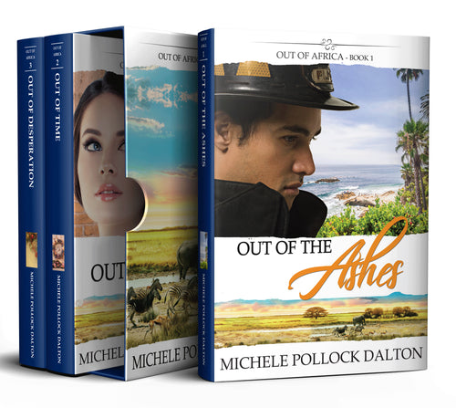Out of Africa Boxed Set 1-3