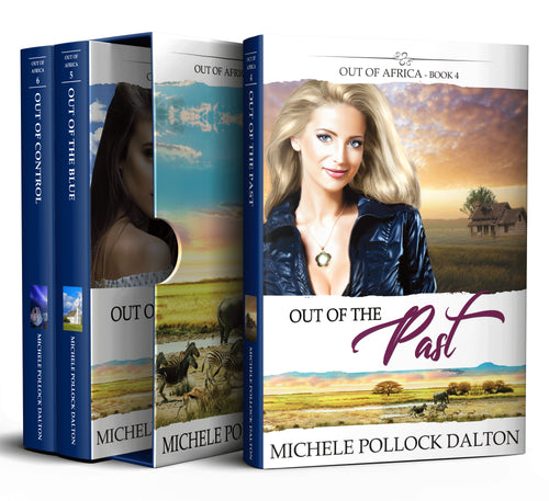 Out of Africa Boxed Set 4-6