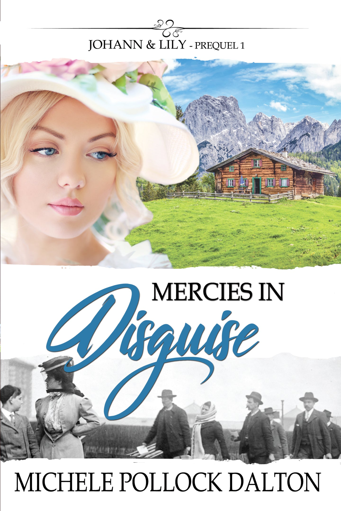 Mercies in Disguise (Out of Africa - Prequel 1)