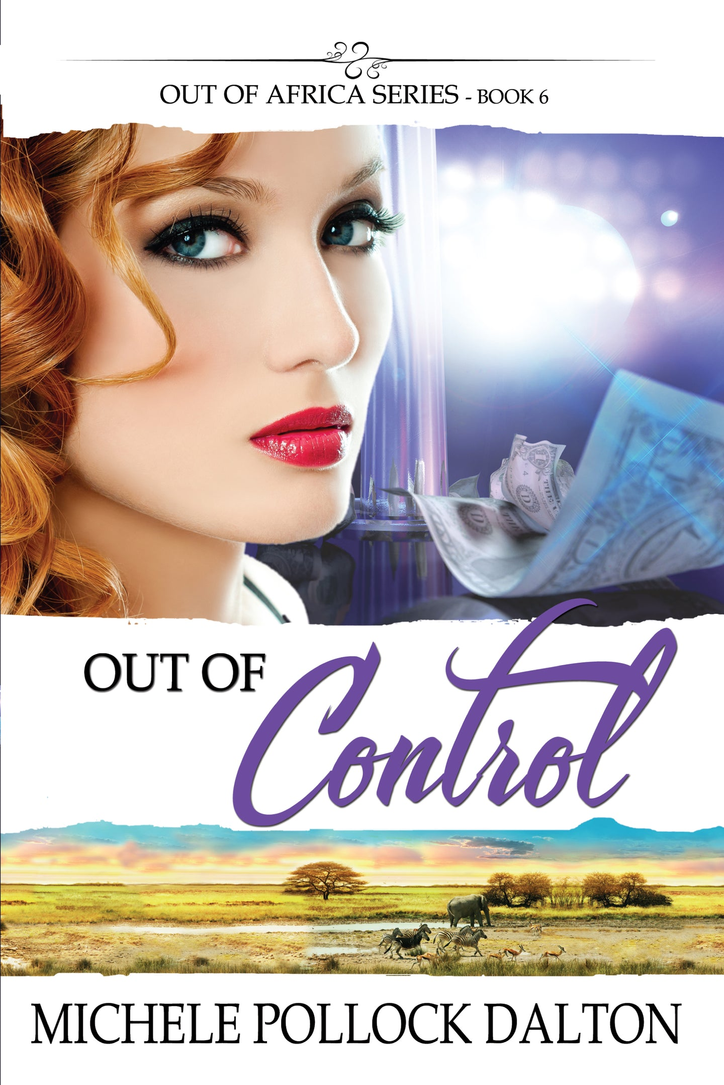 Out of Control (Out of Africa - Book 6)