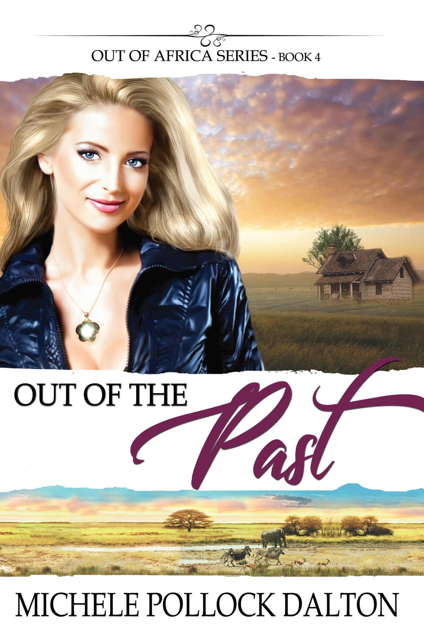 Out of the Past (Out of Africa - Book 4)