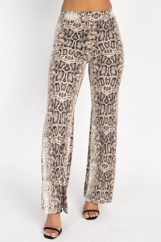WILD THING FLARE PANTS