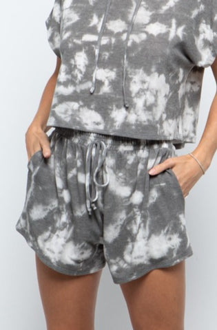 IN THE CLOUDS TIE-DYE LOUNGE SET BOTTOMS
