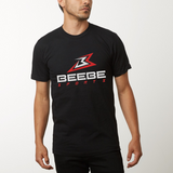 Classic Black Tee - Beebe Sports