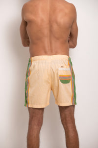 Hipster Shorts - Sandy Yellow