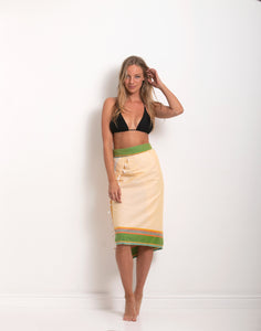 Sandy Yellow - Sarong