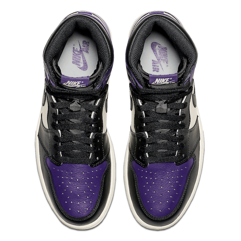 a22f479877a ... Load image into Gallery viewer, Air Jordan 1 Retro High Court Purple ...