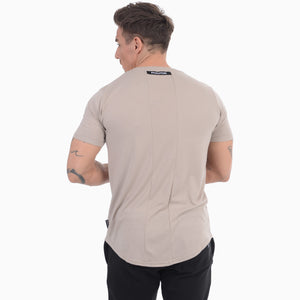 Phantom Athletics T-Shirt Zero Sand Beige