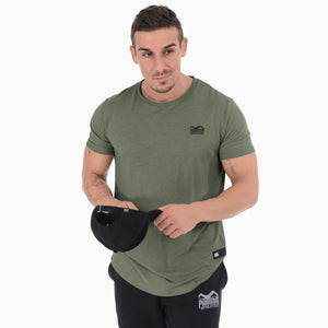 Phantom Athletics T-Shirt Sonic Tee Shirt Kurzarm Shortlseeve Sportlich Freizeit Black Schwarz fashion