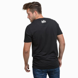 Phantom Athletics T-Shirt Team Tee Shirt Kurzarm Shortlseeve Sportlich Freizeit Black Schwarz