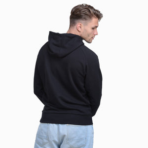 Phantom Athletics Team Hoodie kapuze Trainingshoodie Training Freizeit Sport Langarm Schwarz Black