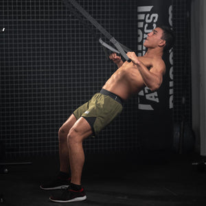 Trainingsshorts Laser