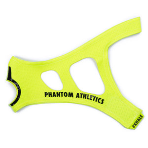Phantom Trainingsmaske Training Mask Sleeve Kopfband Neon Grün Gelb Yellow Green
