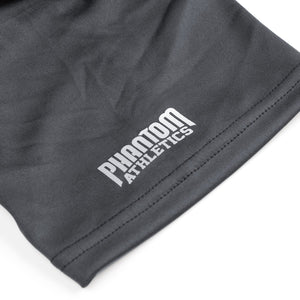 Phantom Athletics Trainingshirt Training Shirt trainingsshirt T-Shirt Kurzarm Schwarz grau Sportlich