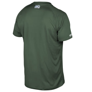 Phantom Athletics Tactic Training Shirt Trainingsshirt T-Shirt Kurzarm Short-Sleeve T-Shirt Grün green