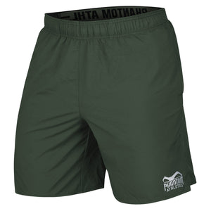 Phantom Athletics Tactic Trainingshort Training Short Hose kurz Fitness Grün Green