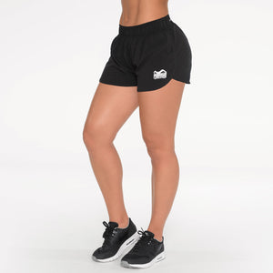 Phantom Athletics Trainings Shorts Eclipse Training Workout Yoga Black Locker Black Schwarz