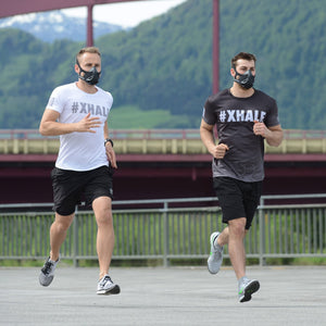 Trainingsplan - 6 Wochen Laufen Running Training Mask Trainingsmaske Plan